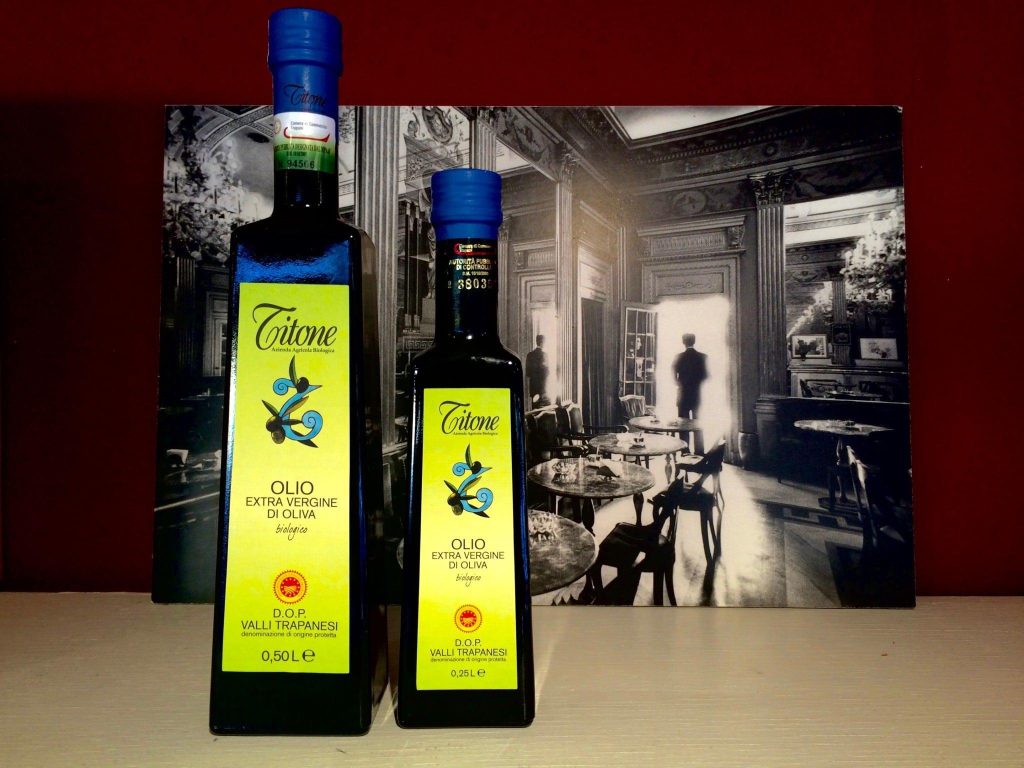 Titone Olivenöl Valli Trapanesi aus neuer Ernte eingetroffen!