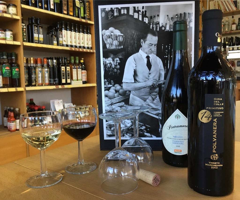 ITALIEN – unser Weinland im Monat Mai!