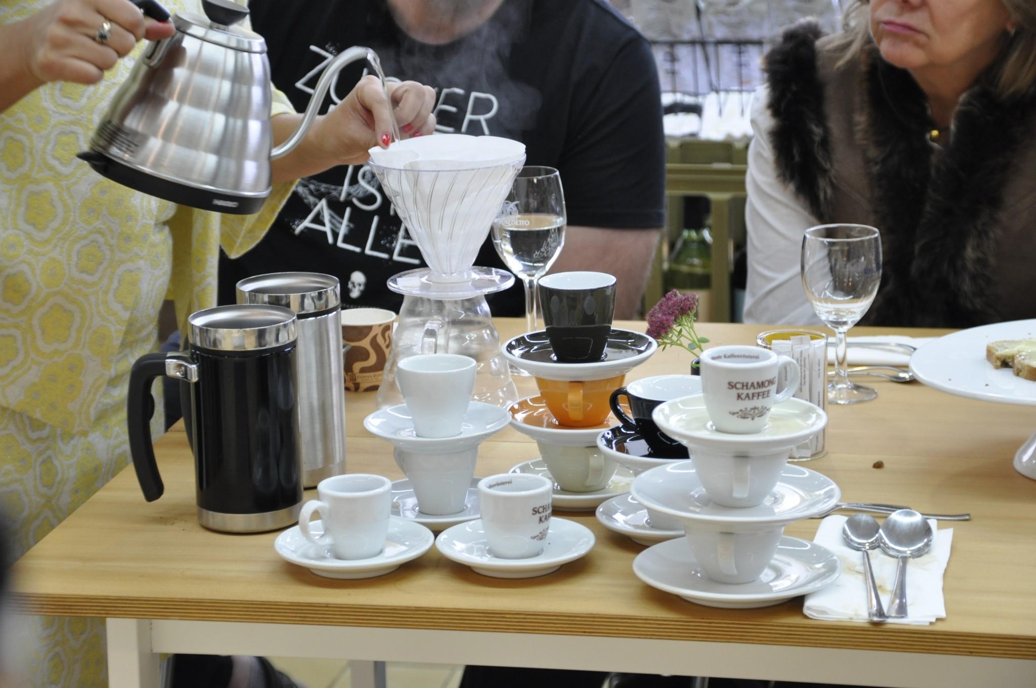 Filterkaffee, der neue Kaffeetrend?