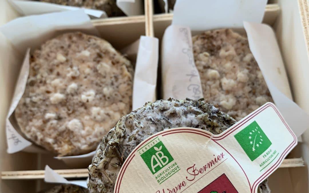Petite Gascogne, der kleine feine Ziegen-Rohmilchkäse