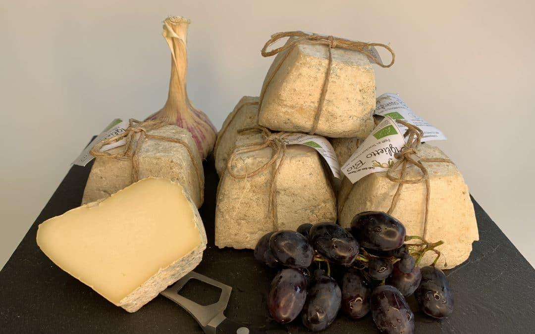 Italienische Käsespezialität – Aglietto Bio